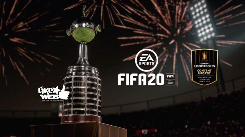 Likeweb Chile -- FIFA 20 COLO COLO - Foto Post