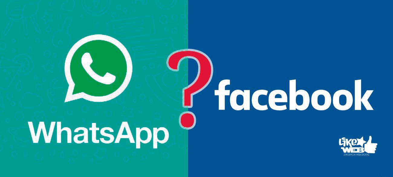 LikeWeb Chile -Whatsapp cumple 10 años - Facebook Whatasapp