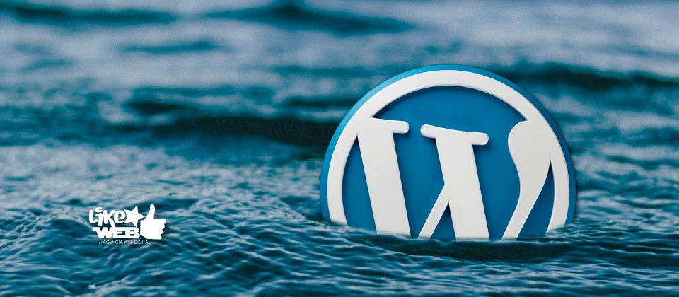 Likeweb Chile - Wordpress en Peligro